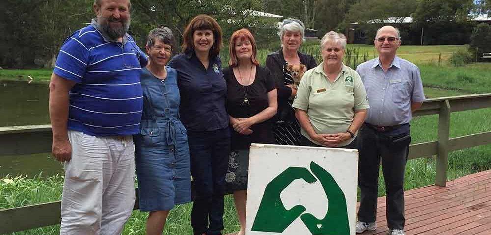 Hunter Region Landcare Network Committee 2016