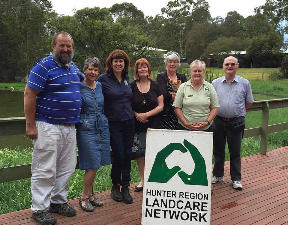 Hunter Region Landcare Network Committee 2016