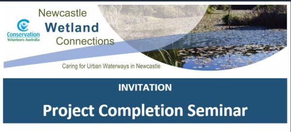 Newcastle Wetland Connections Final Seminar @ University of Newcastle | Callaghan | New South Wales | Australia