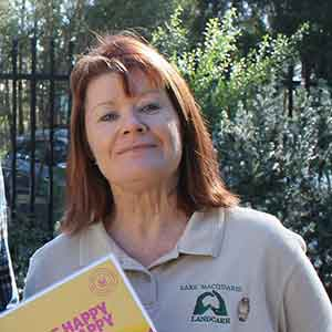 Carmel Brown - Hunter Region Landcare Network
