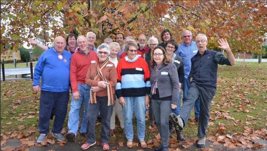 Reinvigorating our local Landcare groups – Sharon Dann 21 June 2016