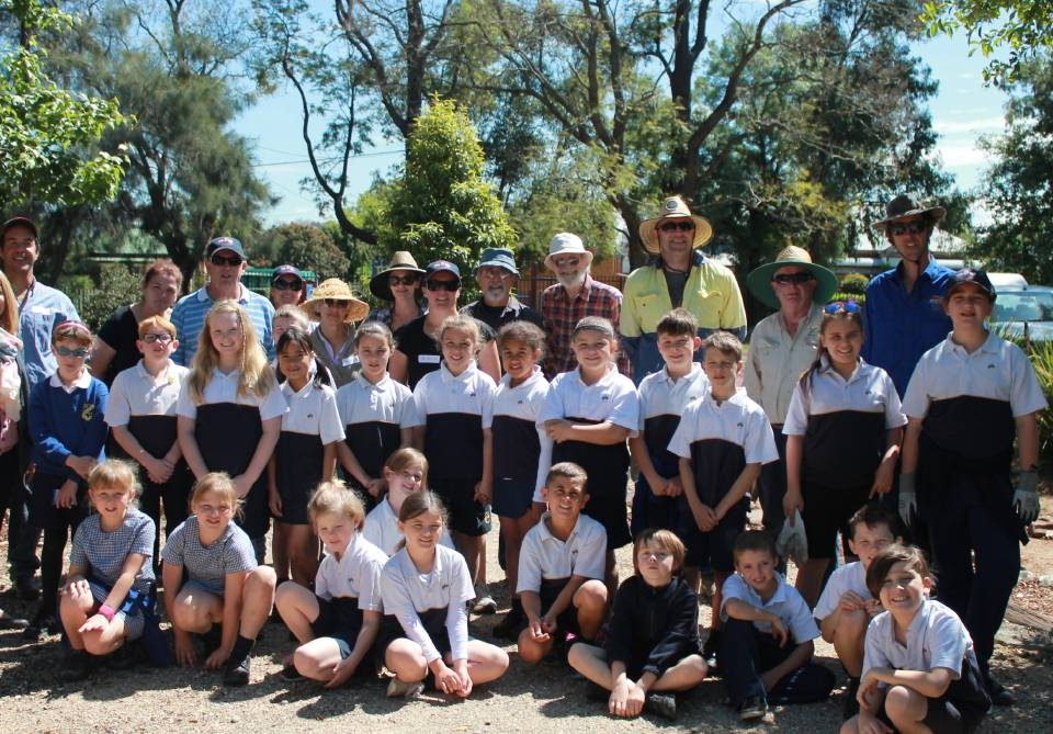 Singleton Public School welcomes new Indigenous Outdoor Learning Area