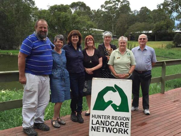 Hunter Region Landcare Network Summary for 2016 report