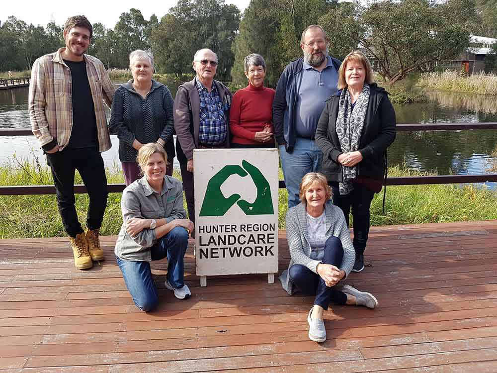 Hunter Region Landcare Committee 2017