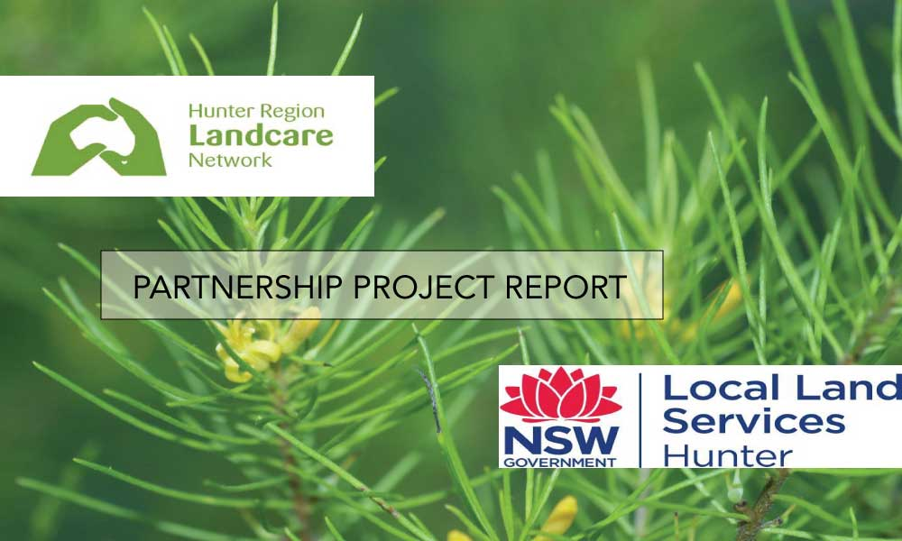 Mid Hunter Landcare – Action Planning Day