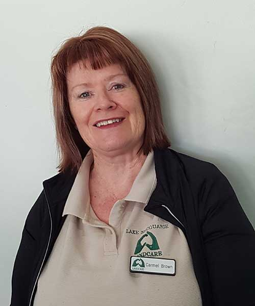 Hunter Region Landcare Network - Carmel Brown