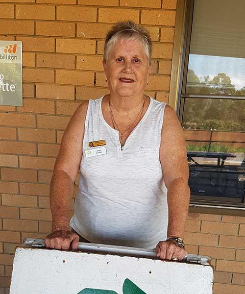 Hunter Region Landcare Network - Jenny Castles