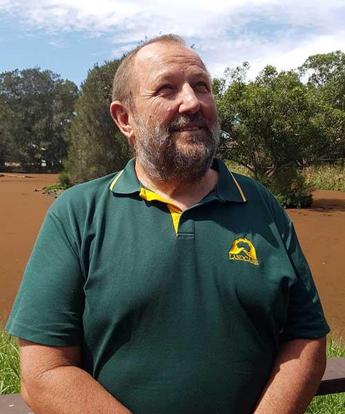 Hunter Region Landcare Network - John Hughson
