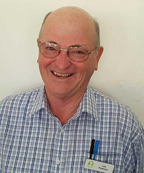 Hunter Region Landcare Network - Leslie Pearson President