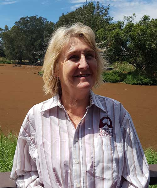Hunter Region Landcare Network - Lyn Morris
