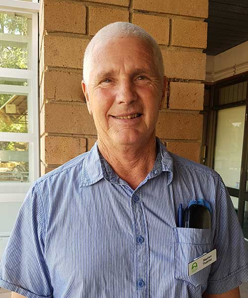Hunter Region Landcare Network - Stephen Thatcher