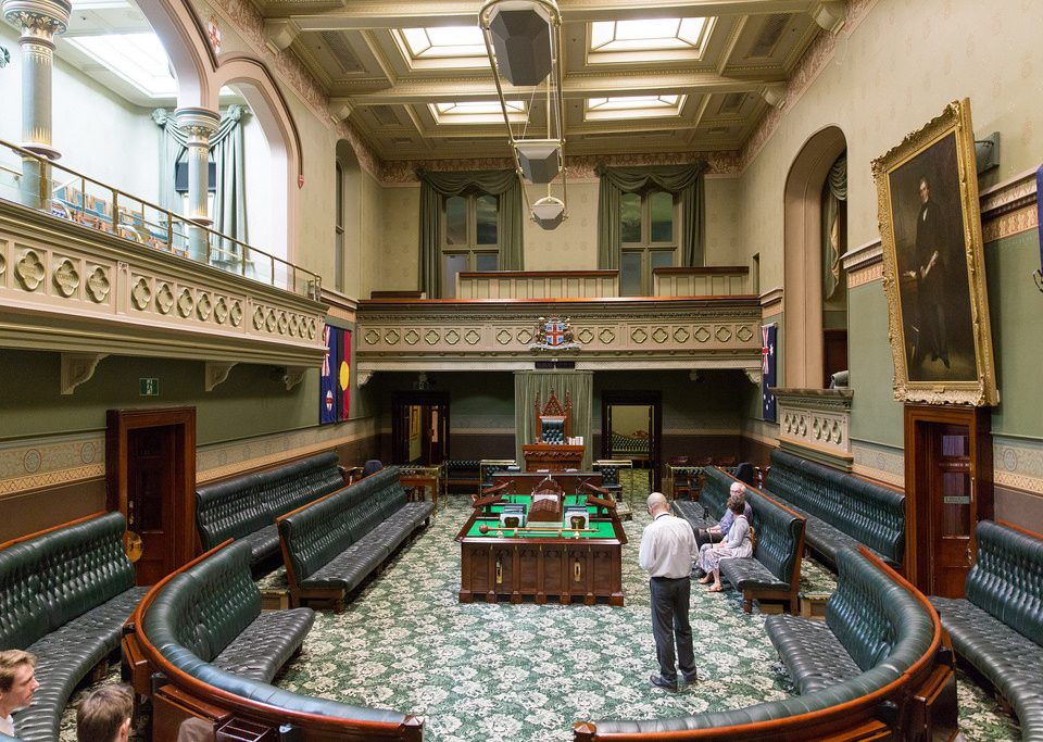Hunter Region Landcare Network - NSW Parliment