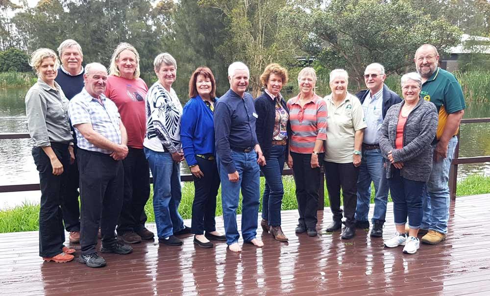 Hunter Region Landcare Network - Our Team