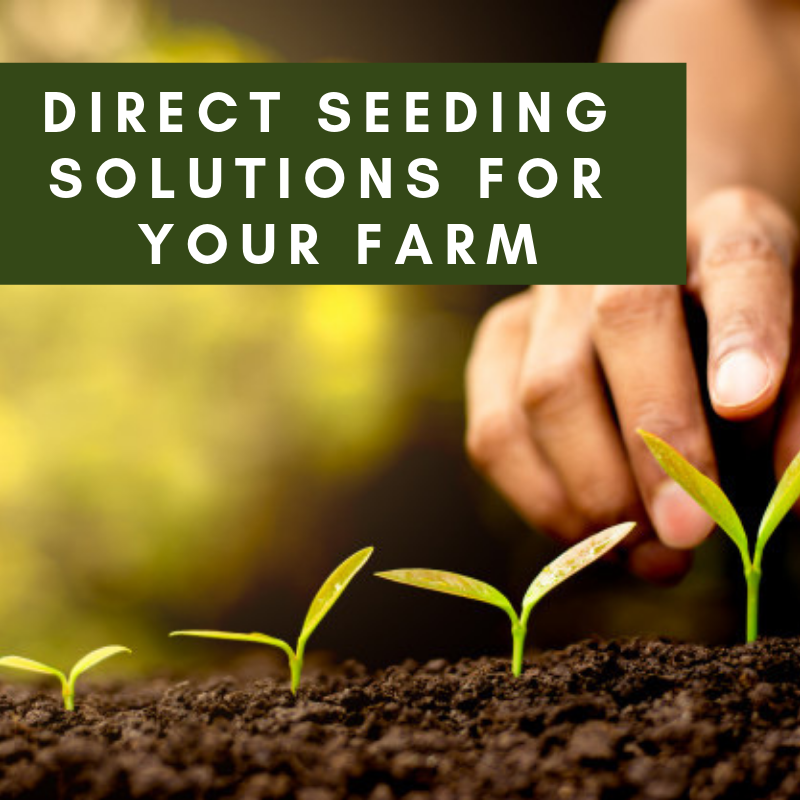 Direct Seeding solutions