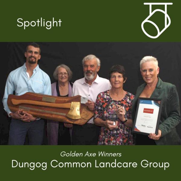 Spotlight on … Dungog Common Landcare Group