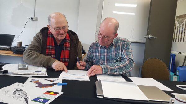 landcare deed signing