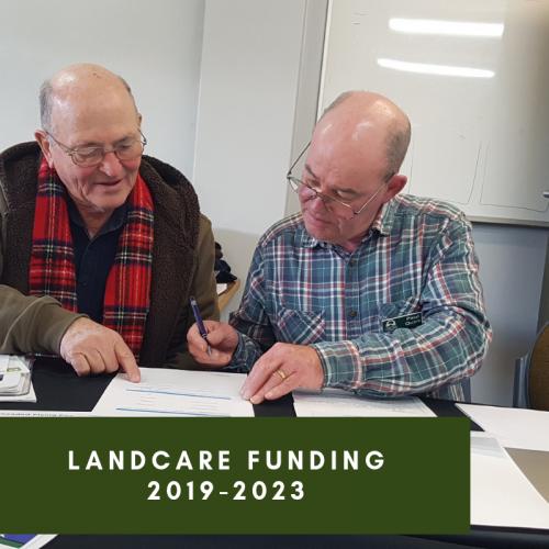 Landcare Funding Deed 2019-2023