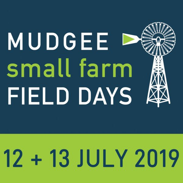 Mudgee small farm field days
