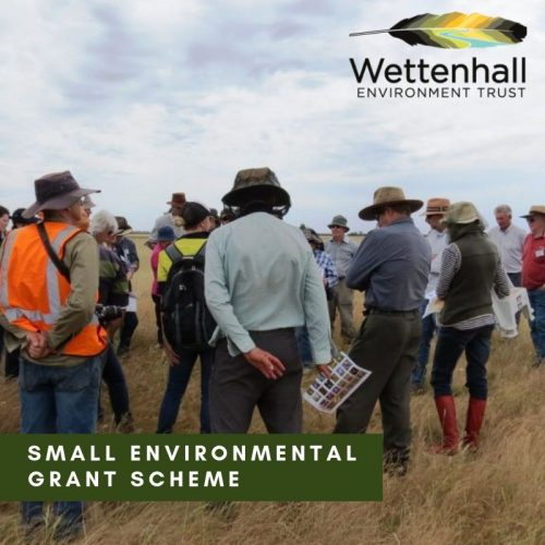 Wettenhall – Small Environmental Grant Scheme