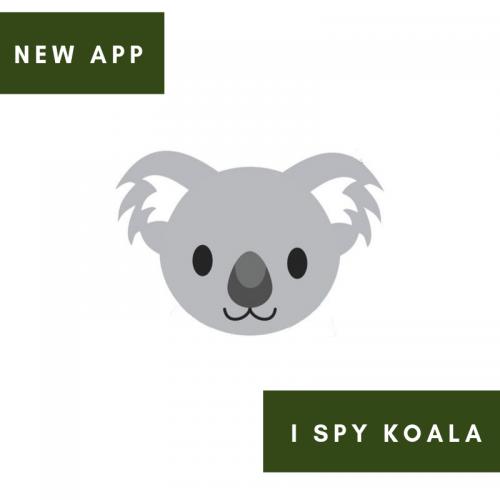 New App: I Spy Koala