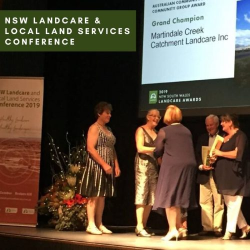 NSW Landcare and Local Land Services Conference
