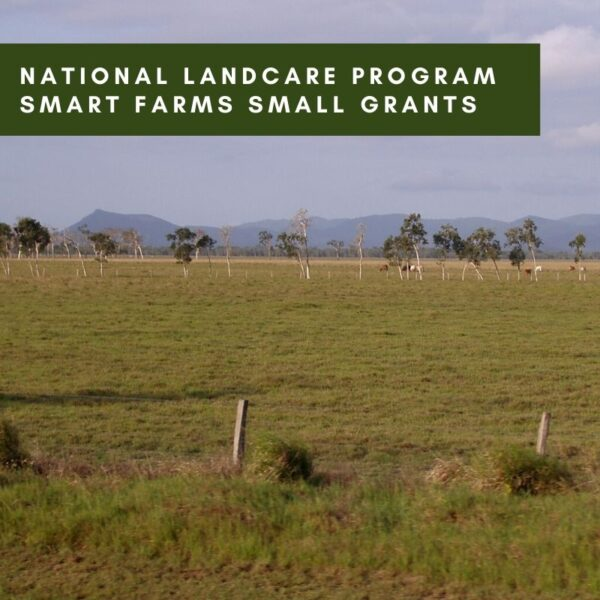 National Landcare Program: Smart Farms Small Grants Round 3