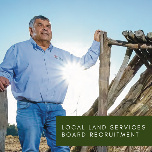 Local Land Services – Recruitment