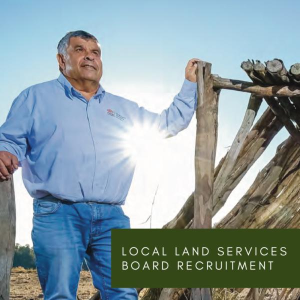 Local Land Services – Recruitment