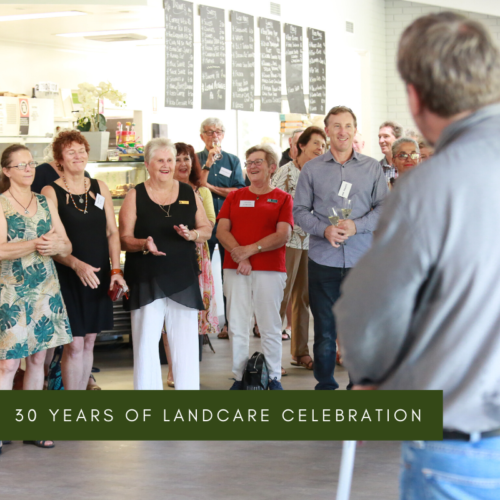 30 Years of Landcare Celebration