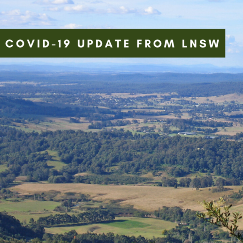 Covid-19 Update from LNSW