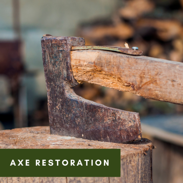 Video: Axe Restoration with Paul