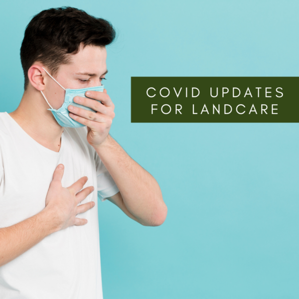Covid updates for Landcare