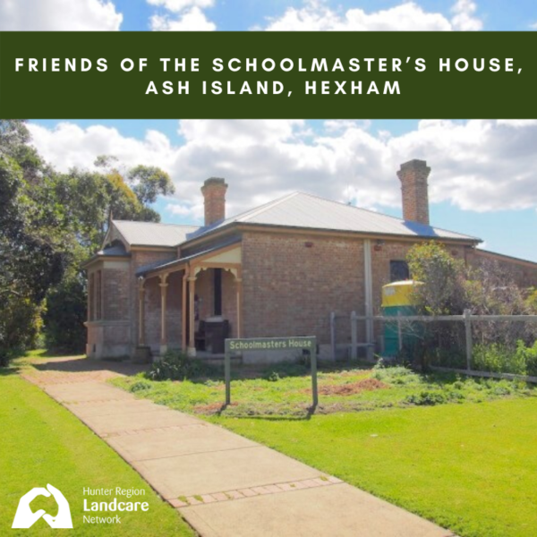 Friends of The Schoolmaster's House, Ash Island, Hexham