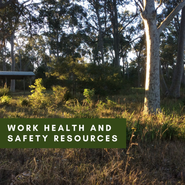 Work Health and Safety Resources
