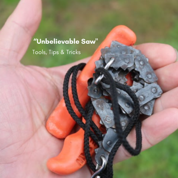 """Tools, Tricks and Tips: I Saw That, The """"Unbelievable Saw"""""""