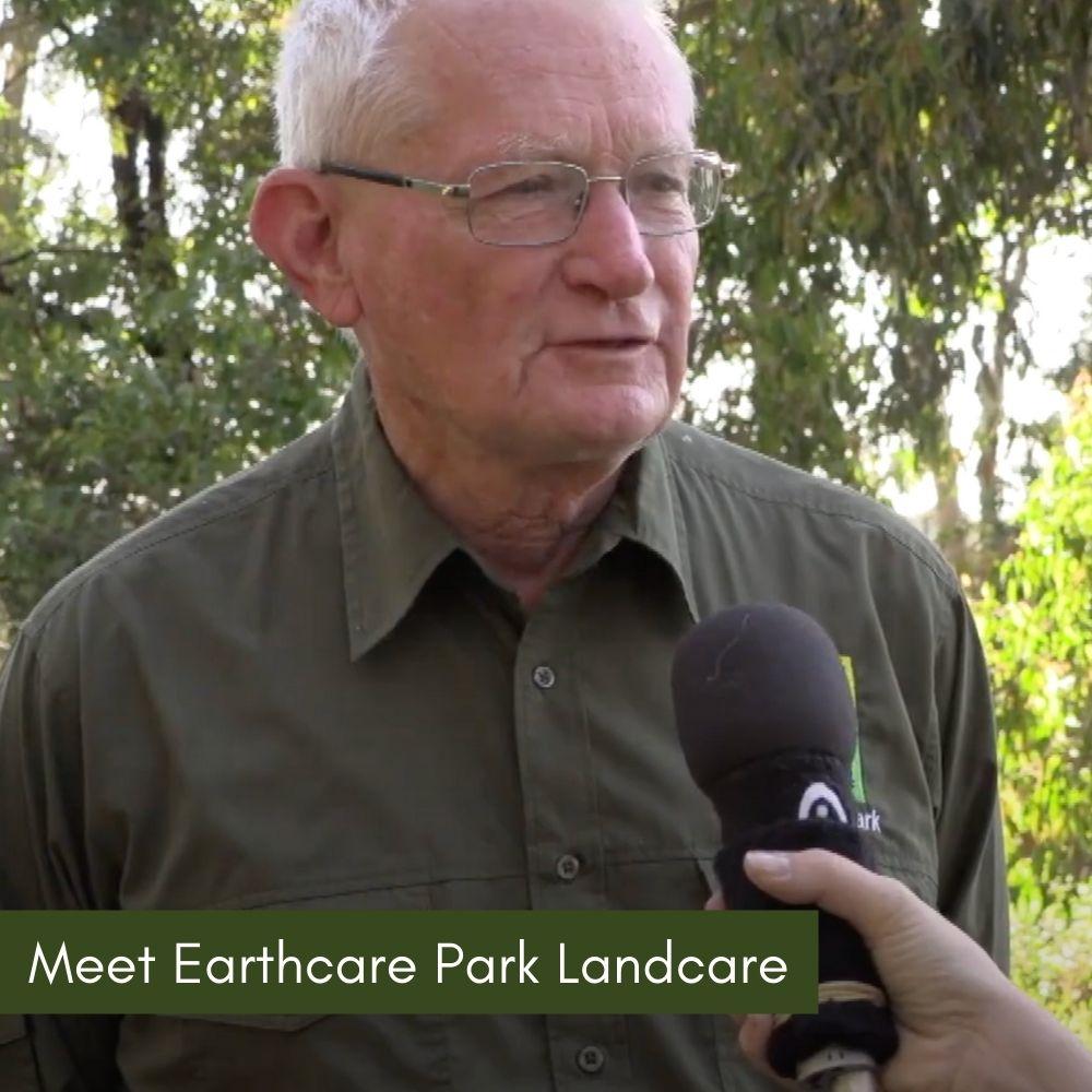 Meet Earthcare Park Landcare