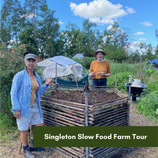 Singleton Slow Food Farm Tour