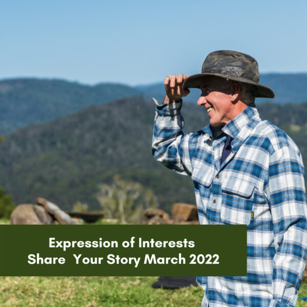 Expression of Interests sought to present and share your story at the 2022 Landcare NSW & Local Land Services Conference in March 2022