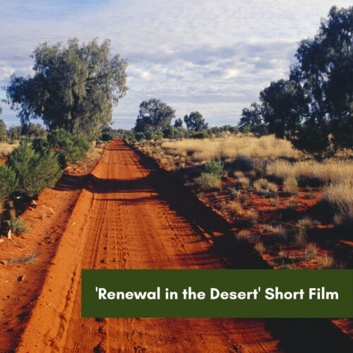 'Renewal in the Desert' Short Film