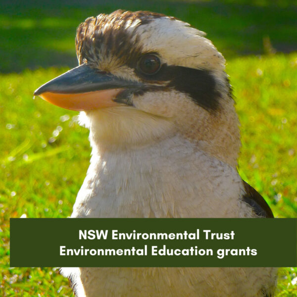 NSW Environmental Trust Environmental Education grants