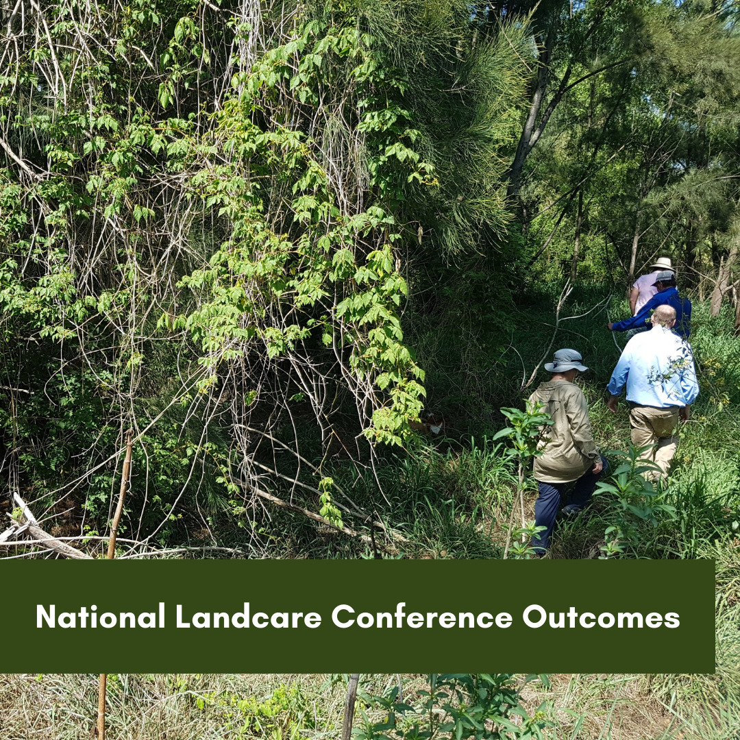 National Landcare Conference outcomes