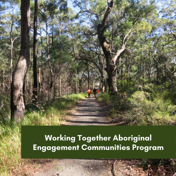 Working Together Aboriginal Engagement Communities Program